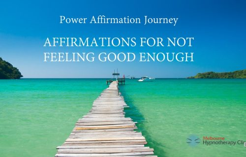 Free affirmations to feel good about yourself