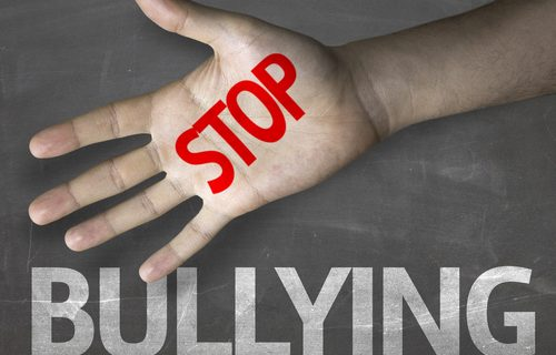 How to get over being bullied at work